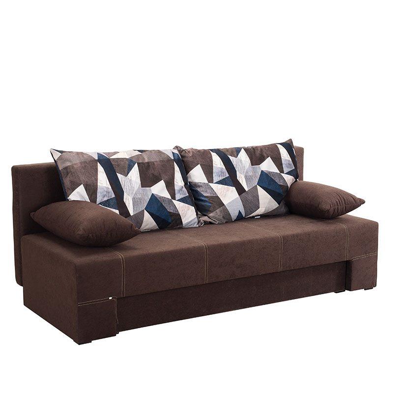 Έπιπλα-Artikia-Καναπές-Κρεβάτι-Teo-Καφέ-Brand-Fylliana 4