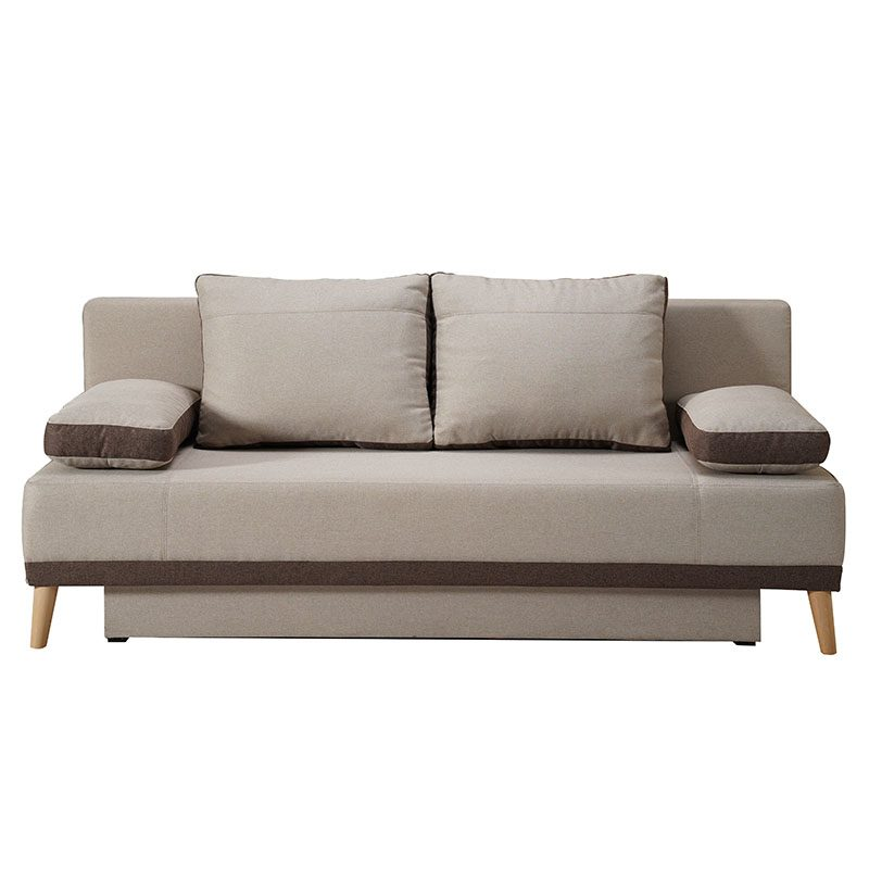 Έπιπλα-Artikia-Καναπές-κρεβάτι-Aspen-Μπέζ-Καφέ-Brand-Fylliana
