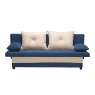 Καναπές κρεβάτι Greta Μπλέ , Fylliana έπιπλα