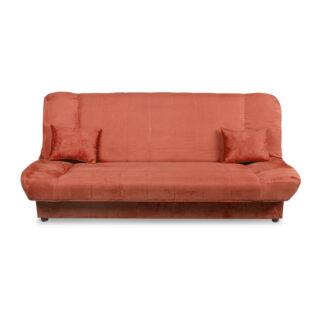 Καναπές Alfa Ontario Πορτοκαλί , Fylliana έπιπλα