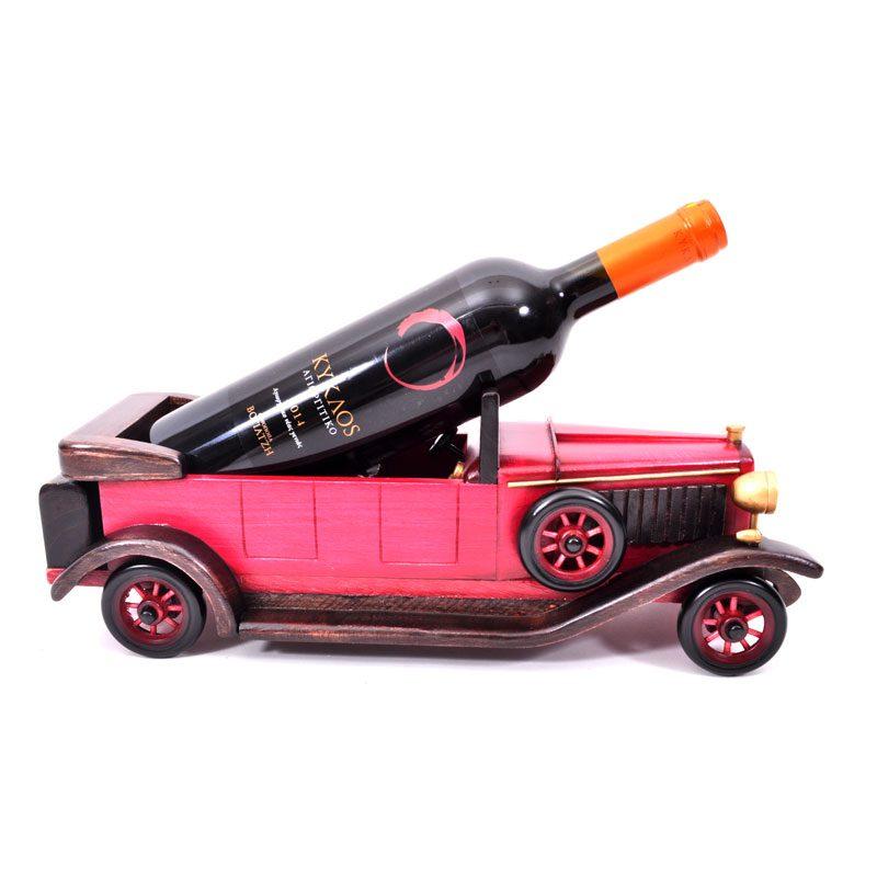 Έπιπλα Artikia Θήκη κρασιών Car Hj01 Brand Fylliana