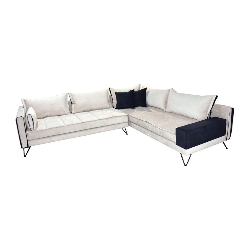 Καναπέδες γωνία , Evelina, Έπιπλα Κέρκυρα Artikia