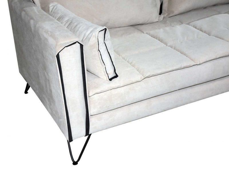 Καναπέδες γωνία , Evelina, Έπιπλα Κέρκυρα Artikia3