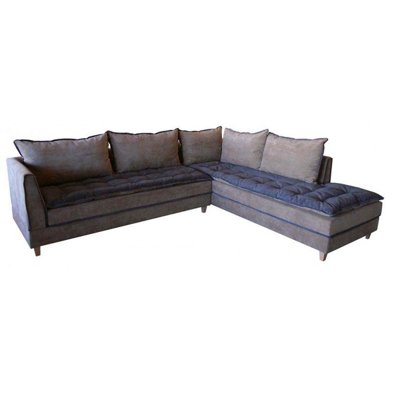 Καναπέδες γωνία , Veronica, Έπιπλα Κέρκυρα Artikia