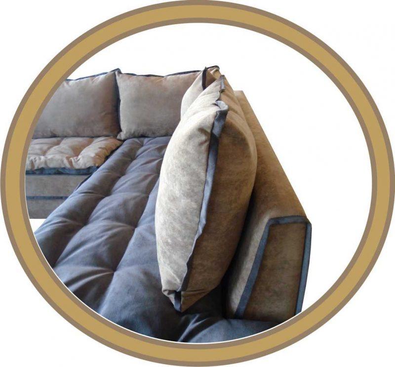 Καναπέδες γωνία , Veronica, Έπιπλα Κέρκυρα Artikia2